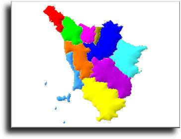 Cartina Della Toscana Con Province.Ufficio Scolastico Provinciale Di Livorno Usp Della Toscana